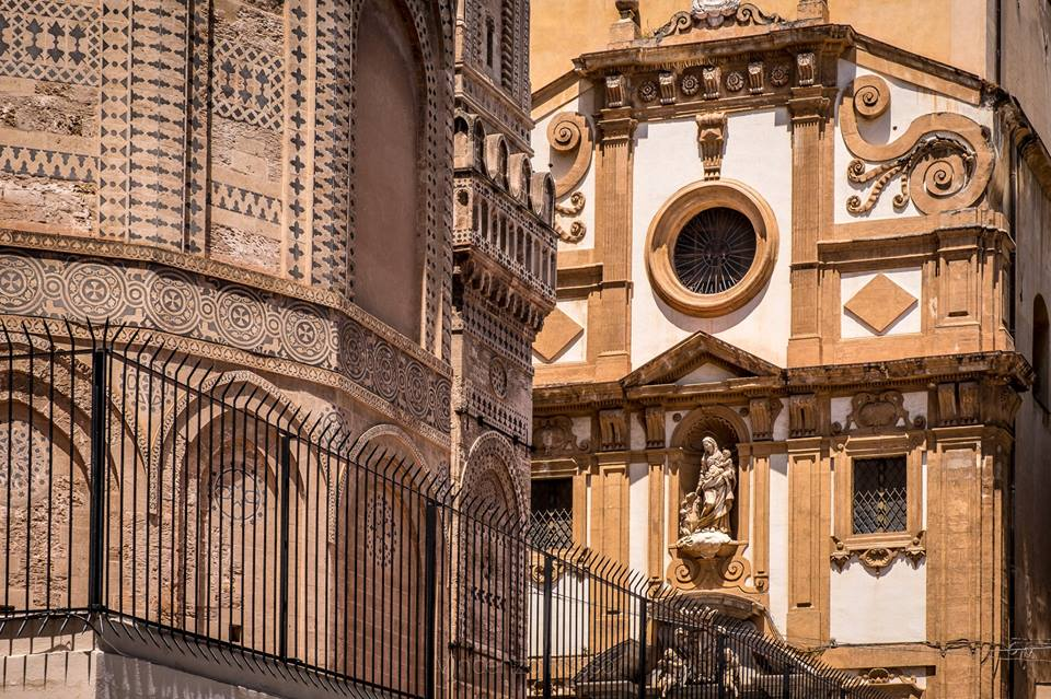 laseicentescaBadia Nuova - piccolo gioiello serpottiano alle spalle della Cattedrale di palermo