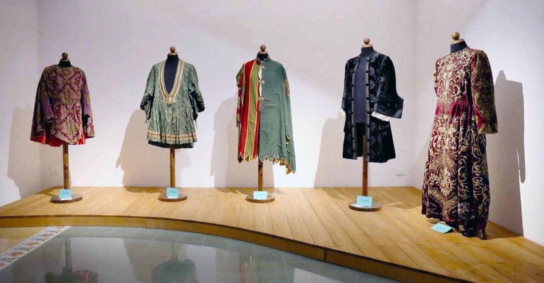museo costume teatrale palazzo chiazzese - brancaccio - palermo