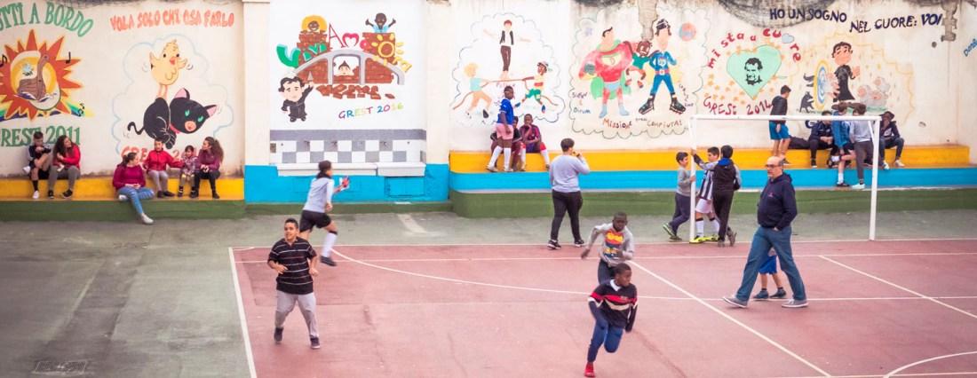 Tour scolastico 'Ballarò Tale'