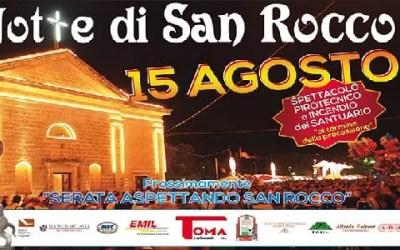 A Leverano, per la Festa di San Rocco, il GAL racconta la Terra d'Arneo