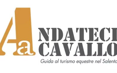 """""""Andateci a cavallo"""": prima guida al turismo equestre del Salento e della Terra d'Arneo"""
