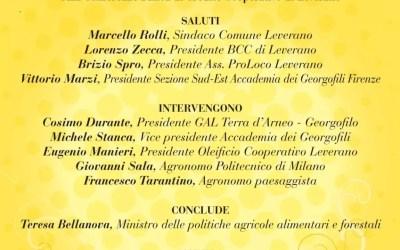 Novello in festa – Il GAL organizza incontro su tutela del paesaggio alla presenza del Ministro Teresa Bellanova