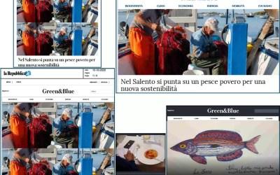 A Porto Cesareo continua la diversificazione delle attività di pesca