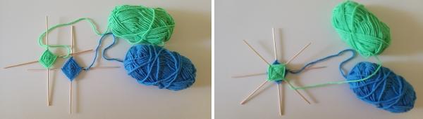 mandala di lana