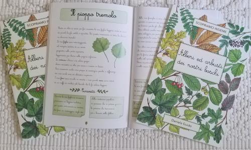 Alberi ed arbusti dei nostri boschi
