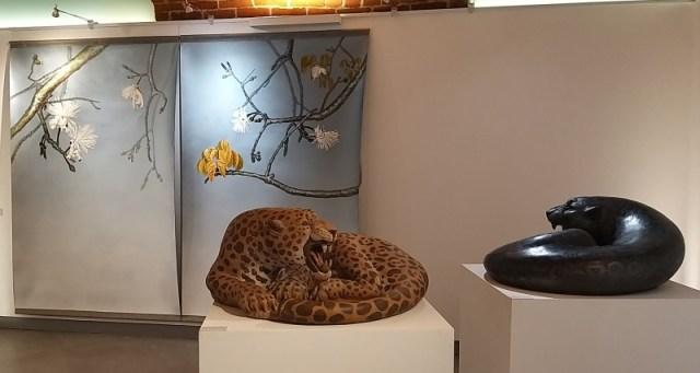 Lo scultore brasiliano Luciano Mello Witkowski Pinto Selvatica Biella