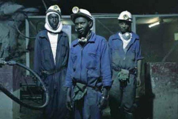 Mineurs Uranium Niger