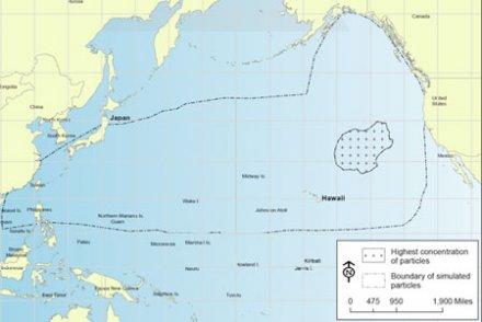 Après Fukushima, un tsunami d'espèces invasives menace les Etats-Unis