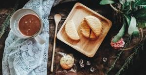 Biscotti di Sant'Ambrogio allo Sciroppo d'Agave