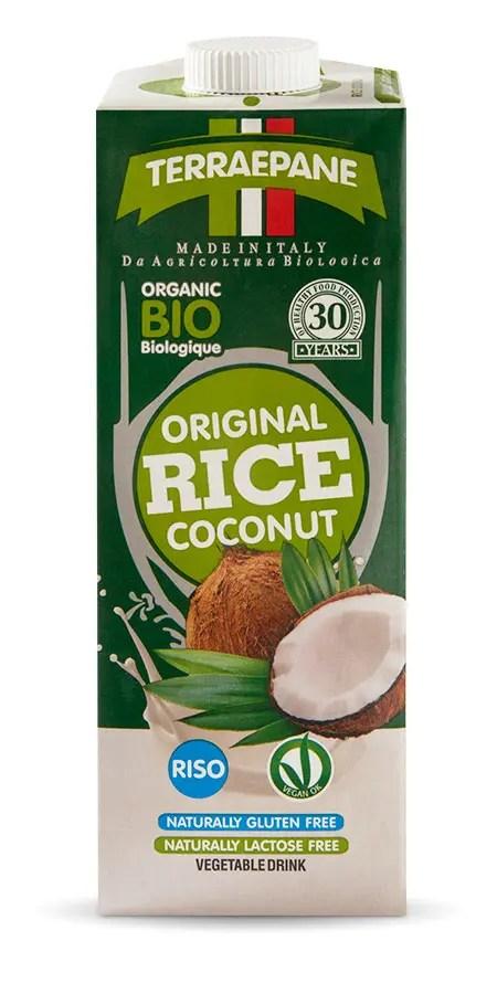 Bevanda di Riso e Cocco 1l.