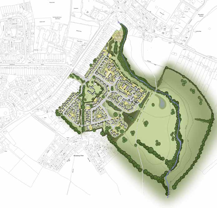 Causeway Farm, Petersfield; proposal for much needed housing in our home town, turned down by South Downs National Park Authority and subject to a robust appeal.