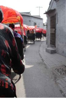 Beijing Travel Rickshaws