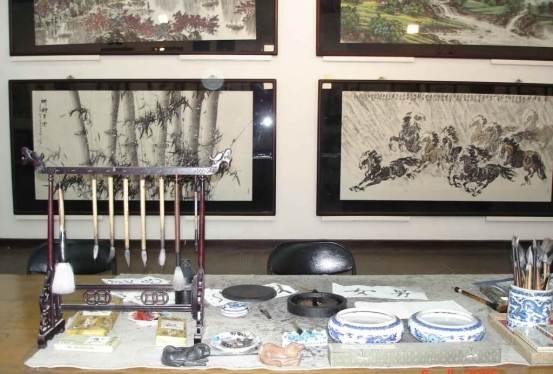 Discover Xian - Big Wild Goose Pagoda -Tang Dynasty Museum