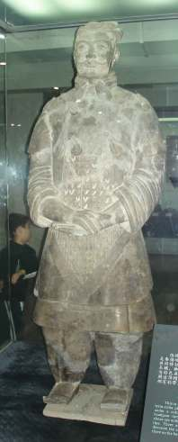 High Ranking Officer Terracotta Army Emperor Qin
