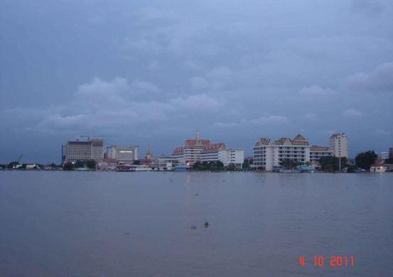 City View Mekong Cruise Phnom Penh