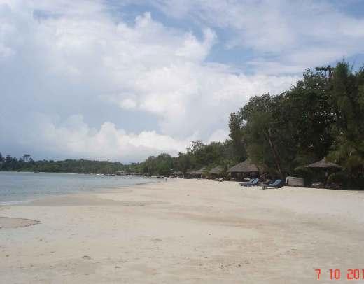 Cambodia Sokha-Beach