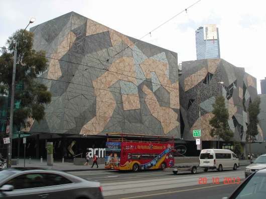 ACMI-Australian Centre for Moving Image Melbourne