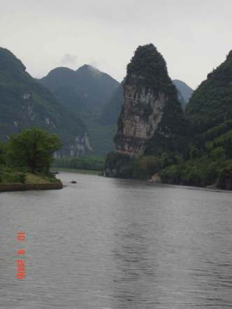 View---Li-river-boat-cruise