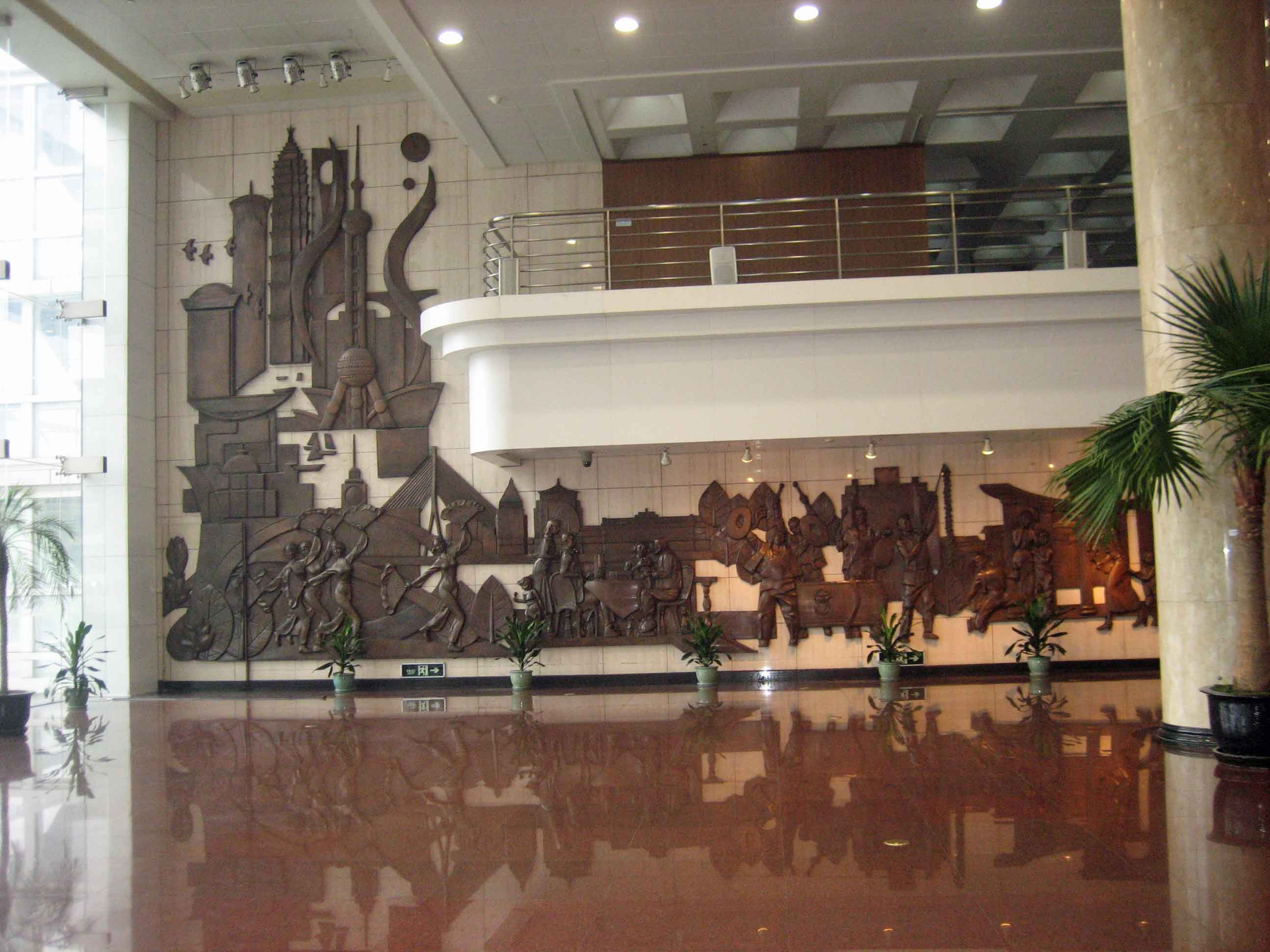 shanghai urban planning exhibition center shanghai terrafirmatourist. Black Bedroom Furniture Sets. Home Design Ideas