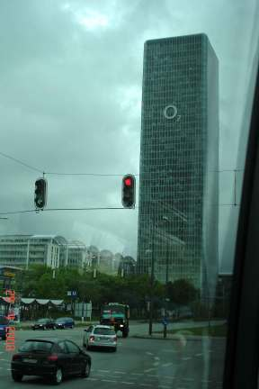 O2 telecommunications building Bavarian Capital Munich Germany