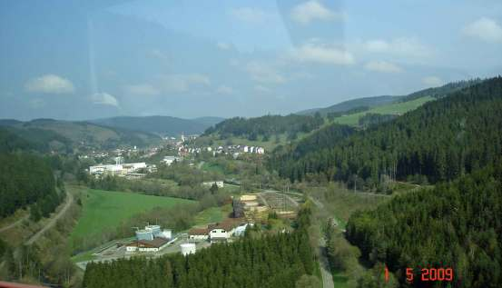 BlackForest-outside town of Singen