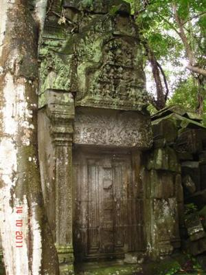 Carvings - Beng Mealea - Siem Reap -