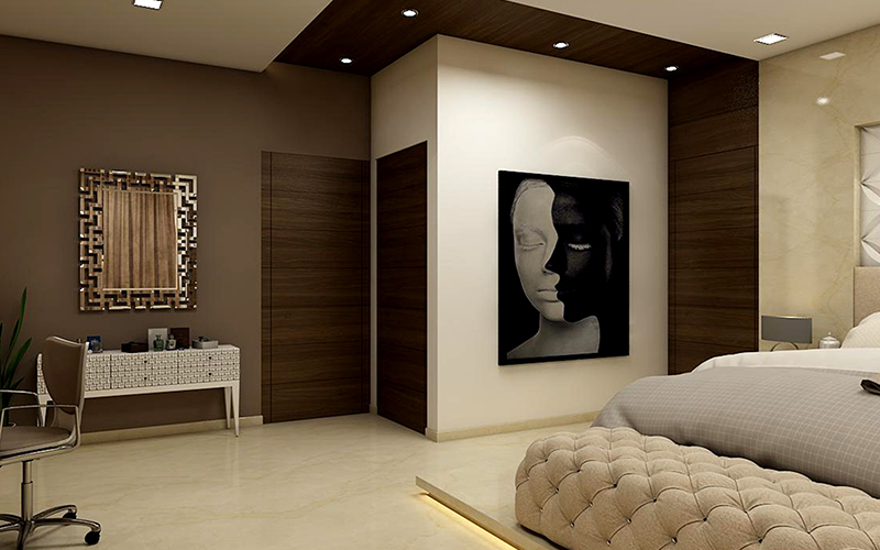 Style Your Bedroom With Floating Bed Designs