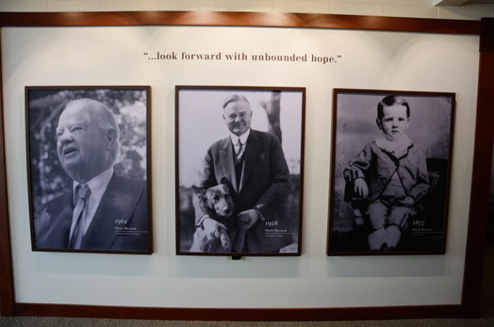 Herbert Hoover National Historic Site || TERRAGOES.COM