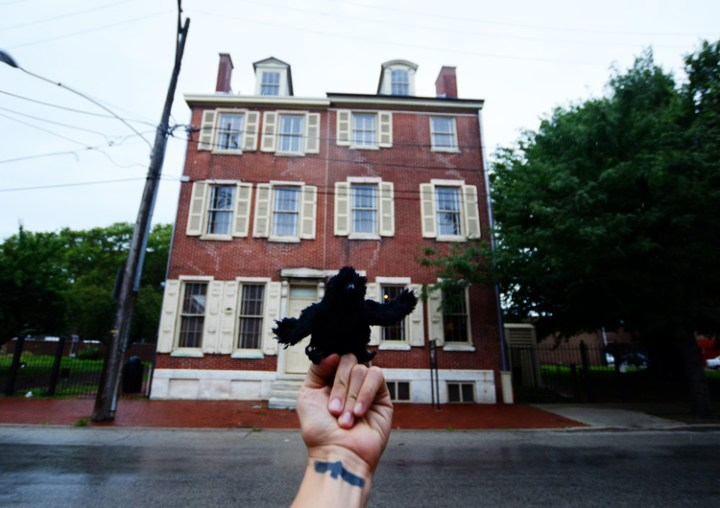 Edgar Allan Poe National Historic Site || terragoes.com