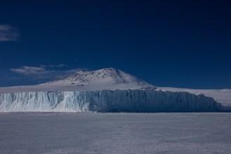 02. Barne Glacier and Mount Erebus