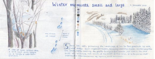 11. Winter Moments