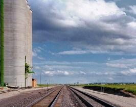 Grain Elevator, Stanford, Montana