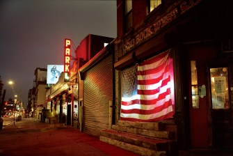 01. Red Rock West, New York City, 2006
