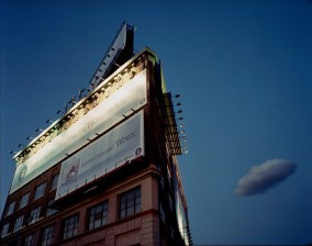 08. Cloud, Long Island City, New York, 2007