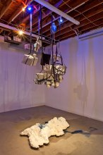 01. Mesh, at Locust Projects, 2015