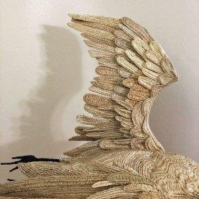 Swan Still Life (detail)