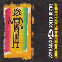 Joy Harjo and Poetic Justice album