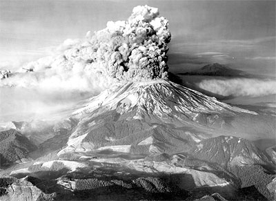 May 18, 1980 eruption of Mount St. Helens
