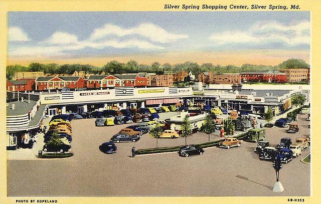 Silver Spring Shopping Center