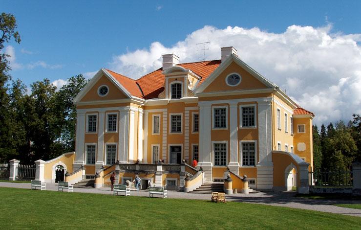 Estonian castle.