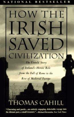 How the Irish Saved Civilization, cover