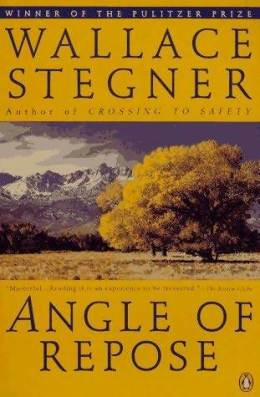 Angle of Repose, book cover