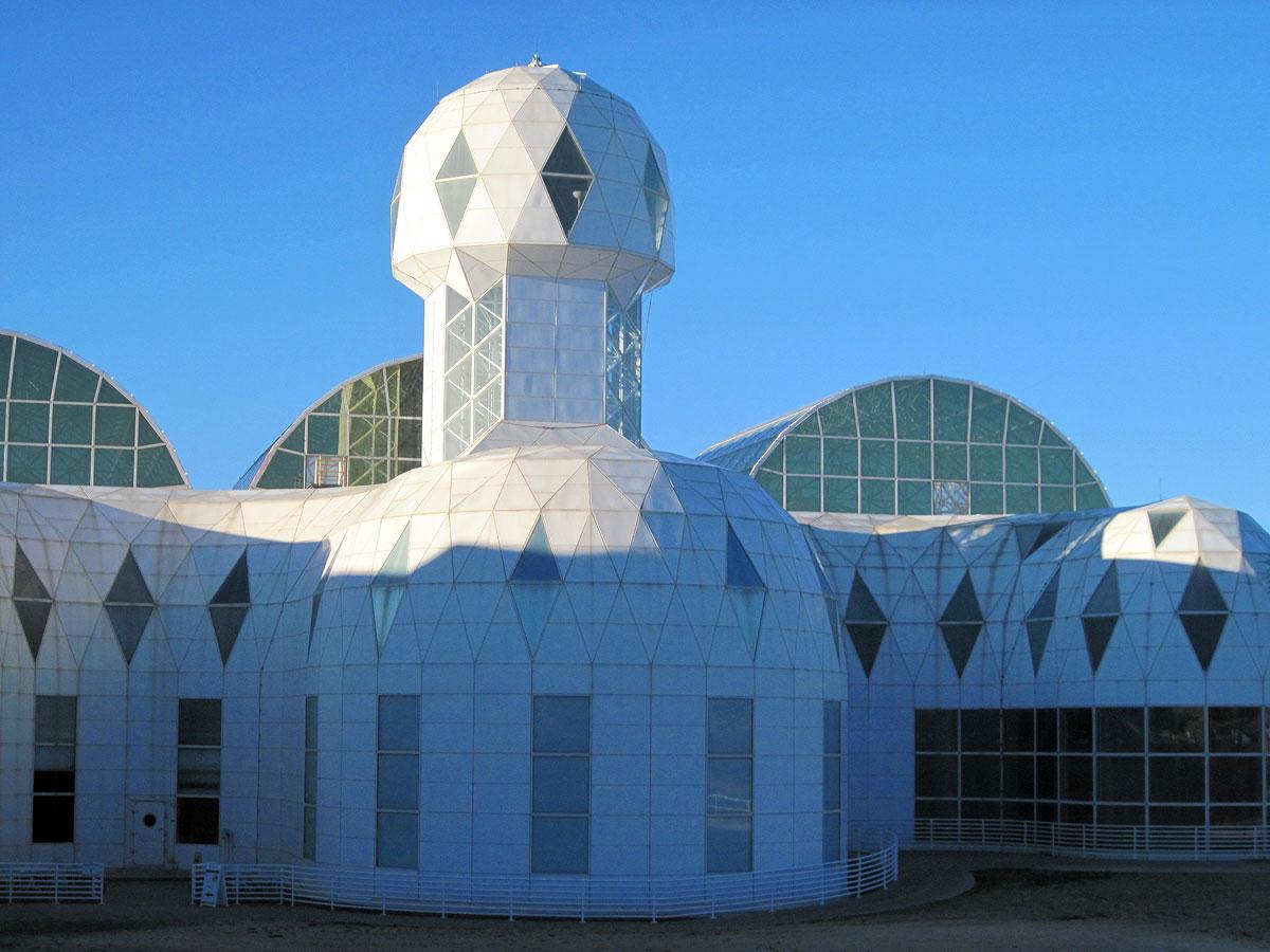 Biosphere 2 Human Habitat