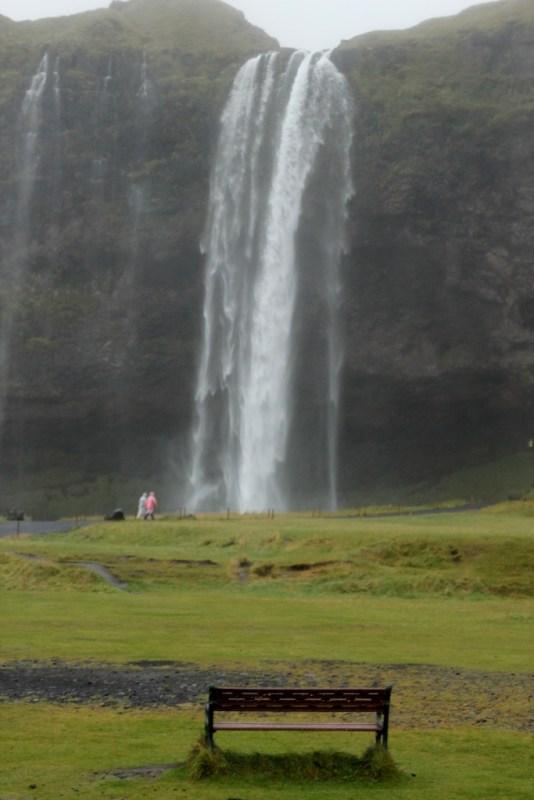 Seljalandsfoss Waterfall, southern Iceland