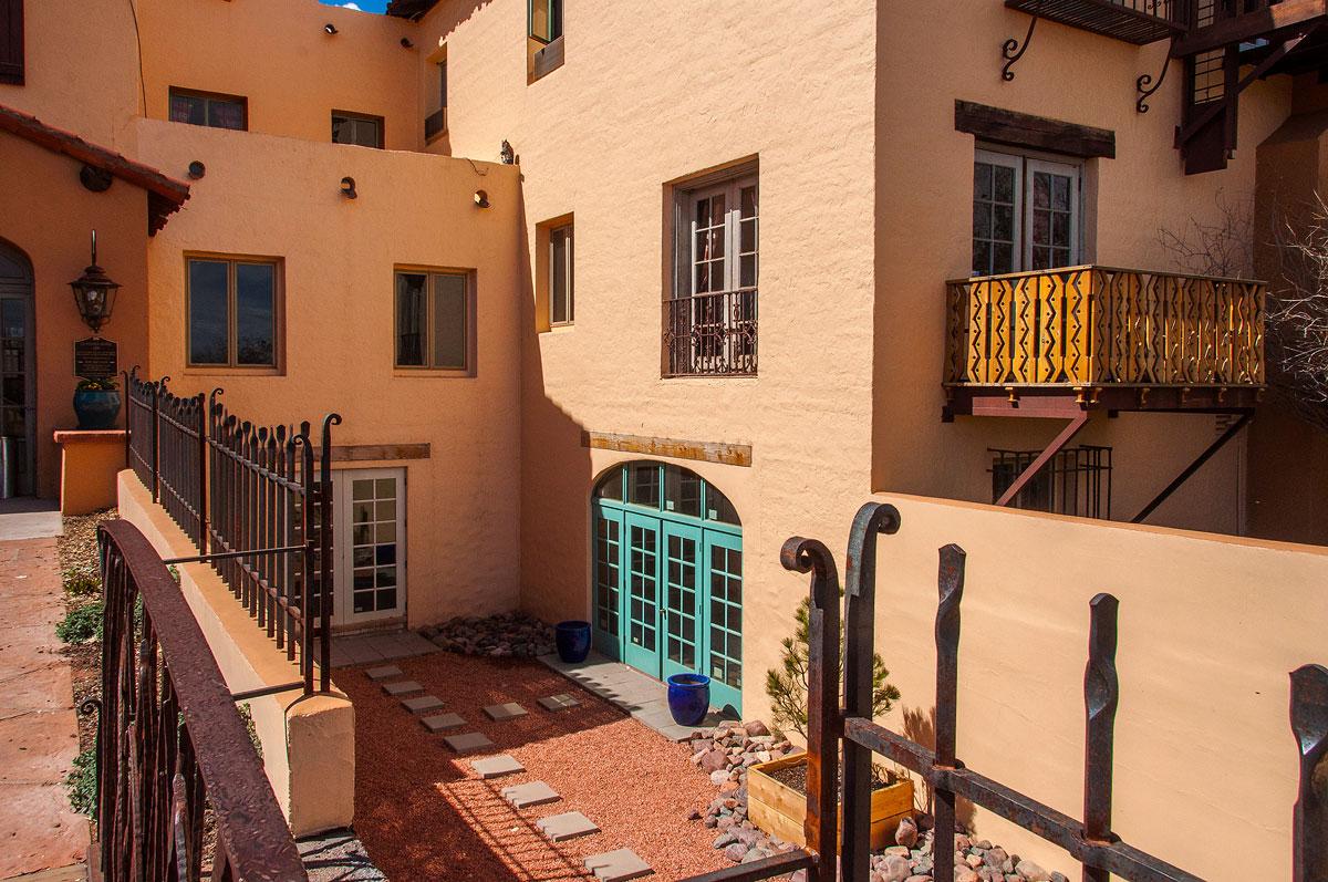 Winslow's La Posada Hotel