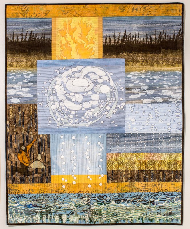 Quilt by Ree Nancarrow