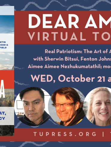 Dear America Virtual Town Hall and Reading: October 21