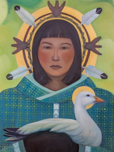 Return of the Snow Goose, by Linda Infante Lyons
