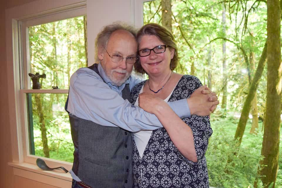 Barry Lopez and Debra Gwartney