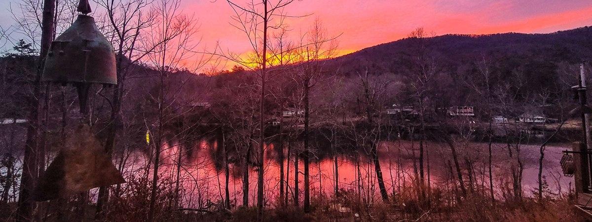 Sunset at Sunset Camp